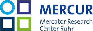Logo der Mercur Mercator Research Center Ruhr Stiftung
