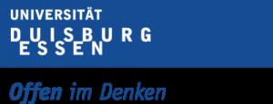 Logo der Universität Duisburg Essen